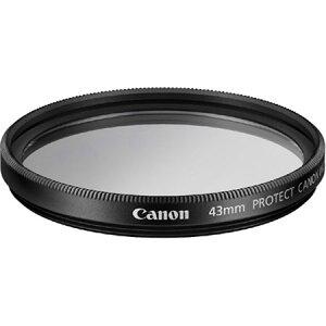 Canon 純正 プロテクトフィルター レンズ保護フィルターキヤノン PROTECTフィルター 43mm
