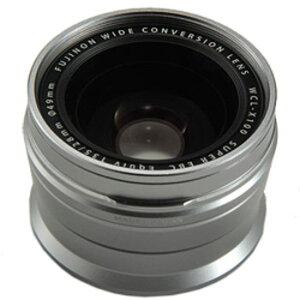 Fujifilm WCLX100 ワイコンレンズ ワイド端 コンバージョンレンズフジフイルム WCL-X100S ワイ...