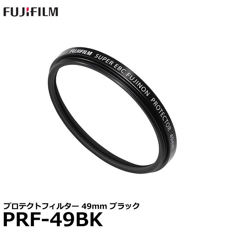 交換レンズ用アクセサリー, レンズフィルター  PRF-49 BK 49mm FUJIFILM X100T X100S X100