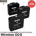 【10日限定★複数購入で最大P10倍】【送料無料】【あす楽対応】【即納】 RODE WIGOII ワイヤレス ゴー II [ロード/ワイヤレスマイクシステム/Wireless GO II/Wireless Go 2/国内正規品]・・・