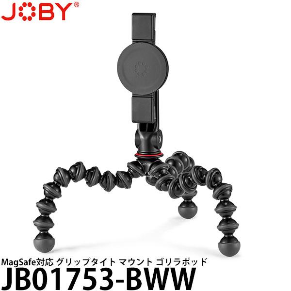 スマートフォン・携帯電話アクセサリー, スマートフォン用三脚 1029 JOBY JB01753-BWW MagSafe iPhoneJB01753BWW