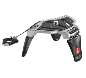 Manfrotto ポケット三脚 MP3D02マンフロット MP3-D02 POCKET三脚L グレー