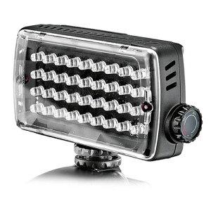 Manfrotto ML360H1 カメラ用LED照明 ビデオ用照明マンフロット ML360H-1 MIDI LEDライト ハイブ...