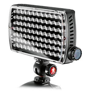 Manfrotto ML840H1 マキシマム カメラ用LED照明 ビデオ用照明マンフロット ML840H-1 MAXIMA LED...