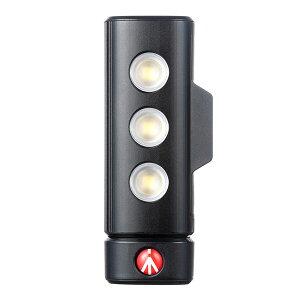KLYP+専用 iPhone5/5S対応 写真や動画の撮影に便利なLEDライトマンフロット MLKLYP5S SMT LED/...
