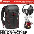 《新品アウトレット》【送料無料】 マンフロット MB OR-ACT-BP OR アクションバックパック [GoPro等のアクションカメラ用カメラバッグ/MBORACTBP/Manfrotto]