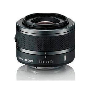 nikon 1専用 交換レンズニコン 1 NIKKOR VR 10-30mm f/3.5-5.6 ブラック 【送料無料】