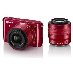 Nikon レンズ交換式アドバンストカメラ ミラーレス一眼カメラ ノンレフレックスカメラ ダブルレ...