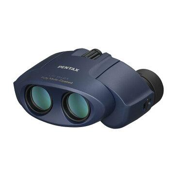 ペンタックス 双眼鏡 UP 8x21 NV ネイビー [ケース・ストラップ付/Uシリーズ/UP8×21NV/8倍/人気のタンクロー後継機種/コンパクト/小型/目幅が小さい子供や女性も使いやすい/PENTAX/RICOH/リコー]