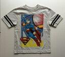 ☆USA直輸入品スーパーマン BOY'S Tシャツ【送料無料】☆