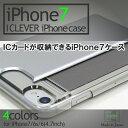 アイクレバーiPhone7ケース
