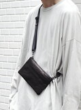 "PATRICK STEPHAN | パトリックステファン // Leather minimini sacoche 'shine'"" #183ABG18 <サコッシュバッグ>"