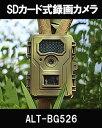 【あす楽】SDカード録画 不可視屋外設置 駐車場 防犯カメラ...