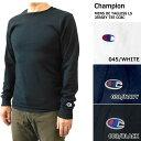 CHAMPION チャンピオンMENS OE TAGLESS LS JERSEY TEE CC8C長袖ティシャツ(Tシャツ)メンズ レディース ボーイズ、クルーネックロンティ、T2229