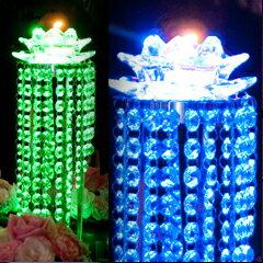 キャンドル レンタル「(ゲスト卓)LED パルテノン」【5個よりご注文承ります】【レンタル】【Fashion The Sale】【お中元大市】