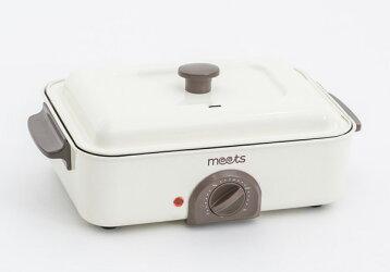 送料無料NEWホットプレートコンパクトコンパクトホットプレート電気プレートおしゃれ小型焼肉焼き肉たこ焼きタコヤキたこ焼き器たこ焼きプレートお好み焼きホットケーキパンケーキパエリアホームパーティープレゼントギフト