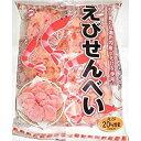 ひざつき製菓 えびせんべい【18枚×6入】