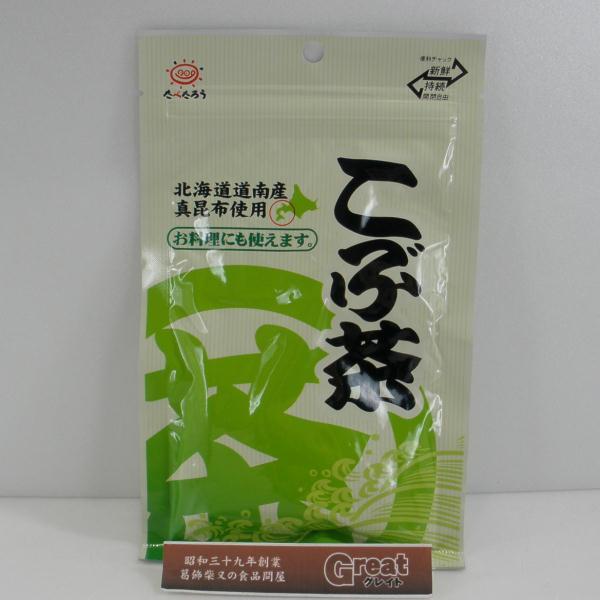 前島食品こぶ茶北海道道南産 真昆布使用60g