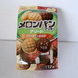 カバヤメロンパンクッキー 1袋(12個)