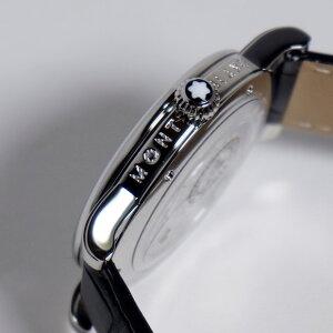 """モンブランMONTBLANCスタートラディショナルオートマティック""""カルぺ・ディエムエディション""""113849【2年間★メーカー国際保証付】自動巻き39mmメンズ高級腕時計WATCH正規並行輸入品"""