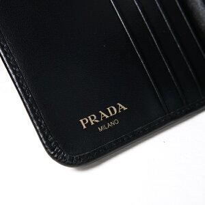 7725183349ab 楽天市場】PRADA プラダ レディース 二つ折り 財布 リボン付き VITELLO ...