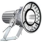 【メーカー直送】岩崎電気製LEDフラッドスポラート210W(挟角タイプ)(昼白色)【屋外・屋内用】LEDランプ+別置電源ユニットのセット品品番:ランプE30404N/NSAN8電源ユニットLE180150HS1/2.4-A1