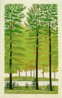 【送料無料】フレメBøgeskovブナの森7BクロスステッチHaandarbejdetsFremmeキット刺繍デンマークギルド北欧GB30-6282