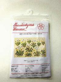 フレメクロスステッチ刺繍キット輸入DandelionタンポポHaandarbejdetsFremmeデンマーク北欧10UGB上級者30-4175,01