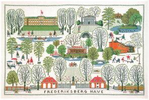 フレメクロスステッチ刺繍キットFREDERIKSBERGHAVEフレデリックスベル公園12BHaandarbejdetsFremmeデンマーク北欧12BGB上級者30-3083