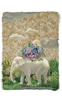 Heaven And Earth Designs クロスステッチ刺繍図案 HAED 輸入 上級者 Jun Sato 雨乞い師 Rainmaker