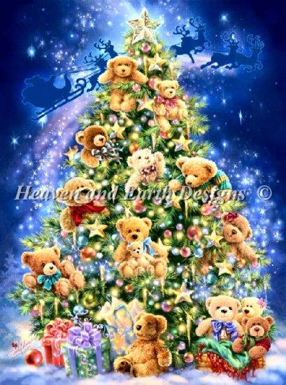 ヘブンアンドアースデザインズ『Teddy Bear Tree』