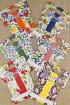 【DM便対応】Sajou糸巻きCartesderangementpourrubansetfils-motifsfleuris-Série3オーガナイザーサジューフランスメゾンサジューCAR_RUB_006_070_090_04