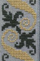 【送料無料】Sajouクロスステッチシュノンソー城Kitdepointdecroix:lechâteaudeChenonceauキットサジューフランスメゾンサジューKIT_PDC_MUP_CHEN_01