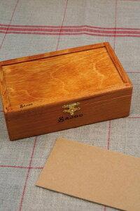 Sajou木製ボックスキットBoîteàbroderrectangulaireenbois保管収納ケースフランスメゾンサジューKIT_PDC_BTE_BS_01