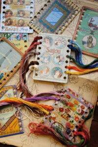 【DM便対応】Sajouオーガナイザー糸巻きサジューフランスメゾンサジューCAR_ORG_001_NIORT