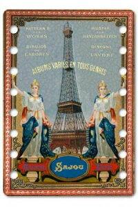 【DM便対応】Sajouオーガナイザー糸巻きサジューフランスメゾンサジューCAR_ORG_001_SAINTES