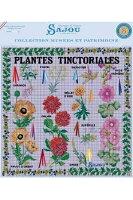 【送料無料】Sajouクロスステッチキットplantestinctoriales花フラワーサジューフランスメゾンサジューKIT_PDC_MUP_TINC_01