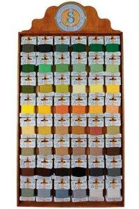 【DM便対応】Sajou(桃/薄桃/紫/青系)2025〜2882番糸クロスステッチRetorsduNord刺しゅうフランス刺繍メゾンサジュー