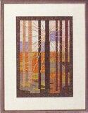 フレメ クロスステッチ刺繍キット 輸入 Autumn forest 秋の森 Haandarbejdets Fremme デンマーク 北欧 10B EH 上級者 30-6793