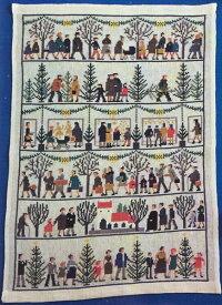 クロスステッチ刺繍キットフレメJulemotiverクリスマスモチーフ7BHaandarbejdetsFremmeデンマーク北欧GB30-2886