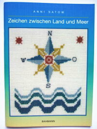【DM便対応】BAHMANNバーマン図案ZwischenLandundMeer陸と海の間にクロスステッチチャートドイツ刺しゅう52-410