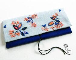 "【DM便対応】HeleneLeBerre刺しゅうEmbroideryKit""BlueMELON""-EmbroideryKit""BlueMELON""キットフランス刺しゅう"