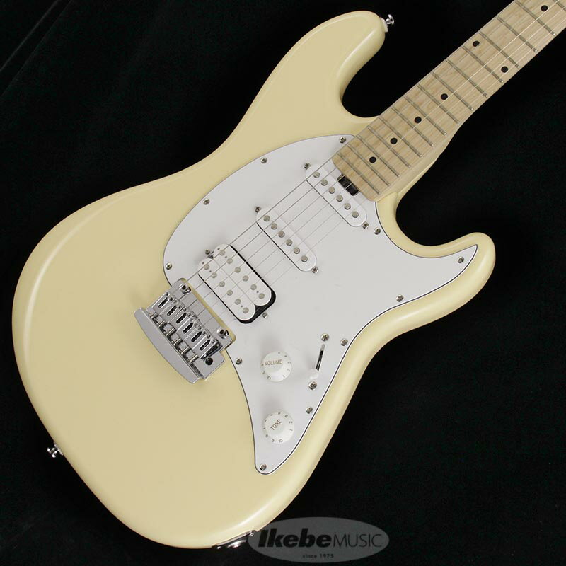 ギター, エレキギター Sterling by MUSIC MAN by S.U.B. Series CT30HSS (Vintage Cream)