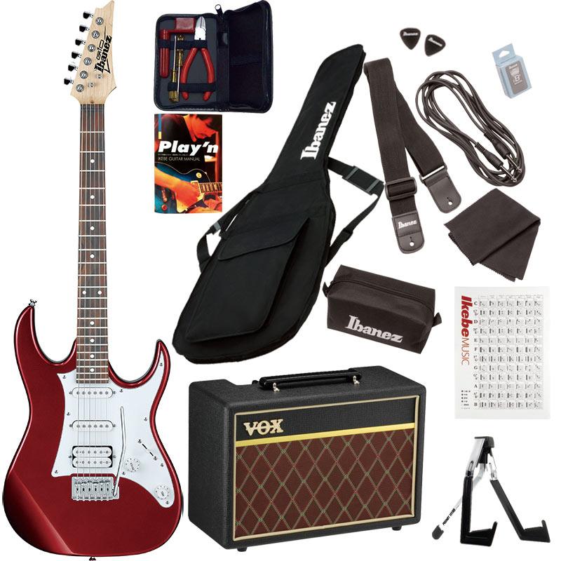 セット, エレキギターセット Ibanez GRX40 CA VOX