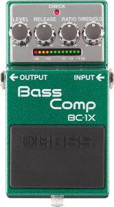 BOSS 《ボス》 BC-1X [Bass Comp] 【期間限定★送料無料】 ※3月5日発売