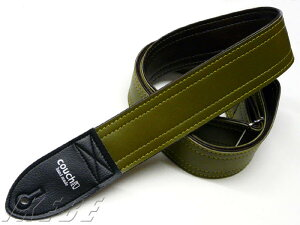 ストラップ続々入荷!!★Couch Guitar Strap The Army Green Deadstock Luggage