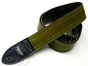 ストラップ続々入荷!!★Couch Guitar Strap The Army Green Deadstock Luggage