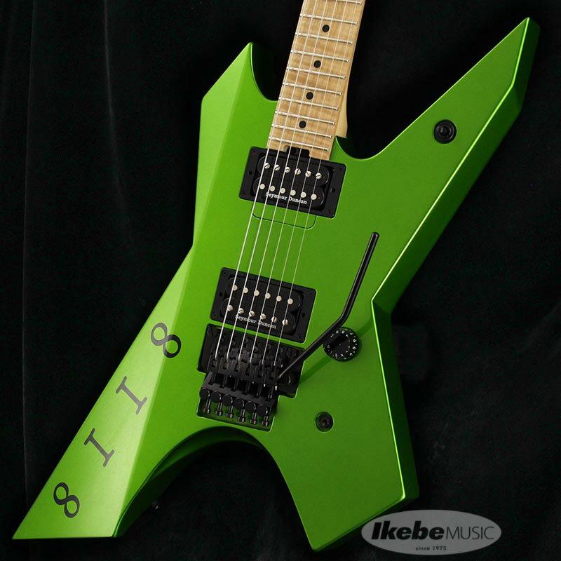 ギター, エレキギター Killer KG-Prime Signature 8118 (Viper Green) Akira Takasaki Model KG-908831