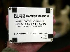 "RogerMayer《ロジャー・メイヤー》VooDoo-BassKAMEDACLASSIC""IKEBE40thAnniversary""【即納可能!】"