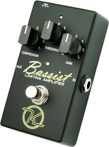Bassist Limiting AmplifierKeeley Electronics 《キーリー》 Bassist Limiting Amplifier 【12...